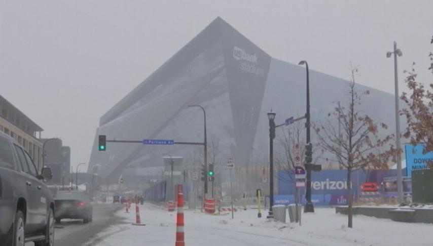 This year's Super Bowl expected to be the coldest on record