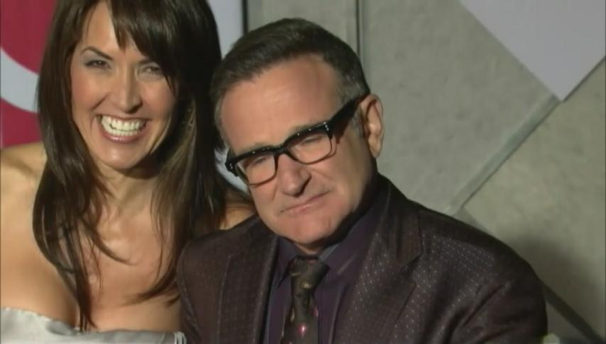 Study shows spike in suicides following the death of Robin Williams