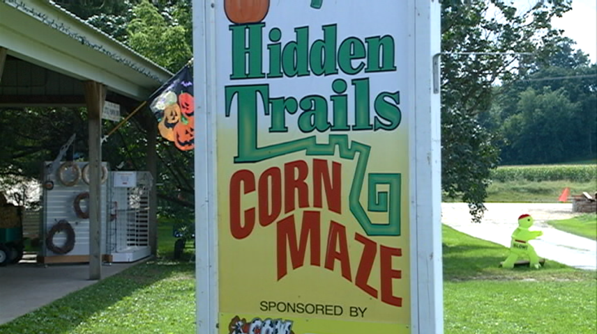 West Salem Corn Maze Opens