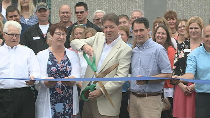 Ribbon cutting held for DuraTech expansion