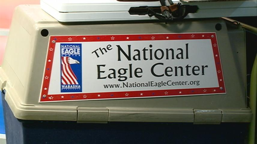 National Eagle Center working towards expansion