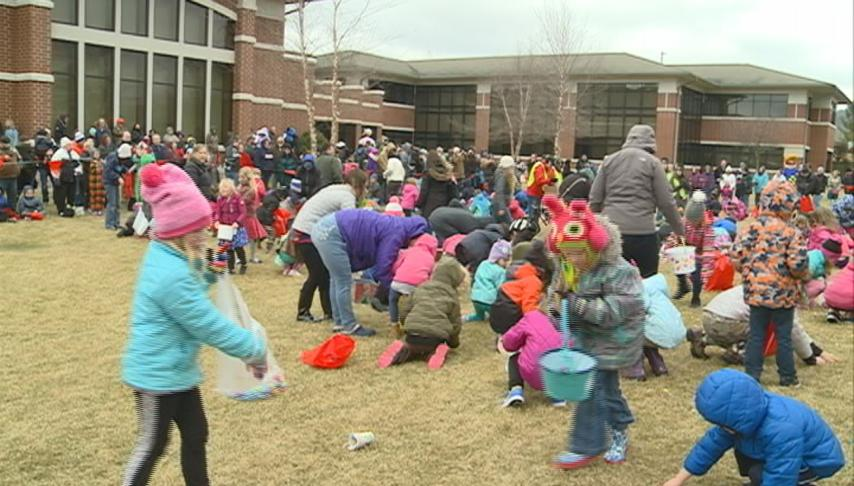 Annual Altra Federal Credit Union Easter Egg Hunt