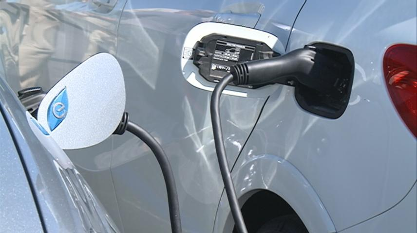New electric vehicle charging station now available in Tomah