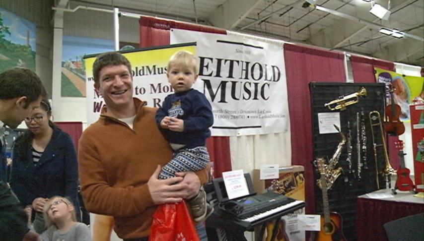 Family Fun Expo promotes family activities