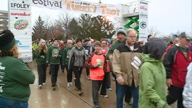 Festival Food's Turkey Trot moves route