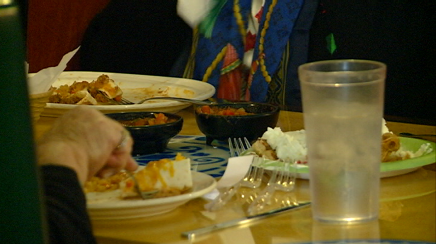 Fiesta Mexicana serves up Christmas cheer