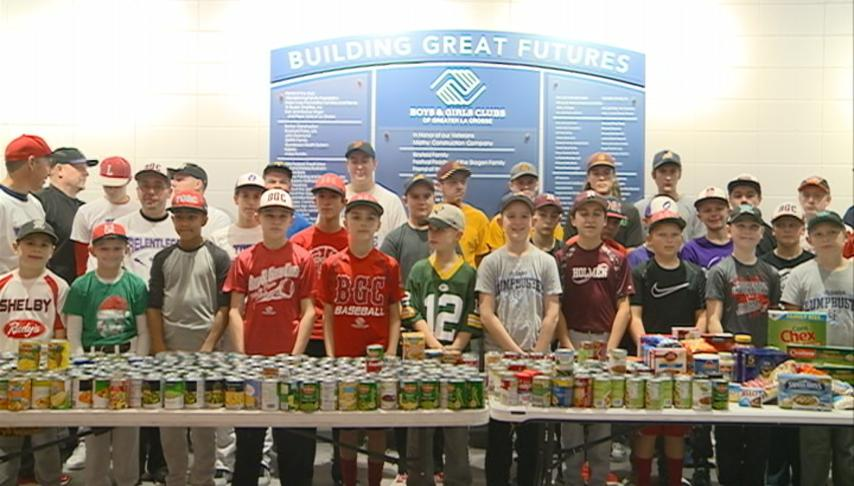 'Fill the Food Shelf' event collects food for northern Minnesota food shelves