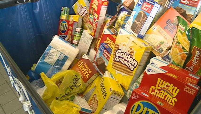 Dynamic Recycling partners with Festival Food's to feed the hungry