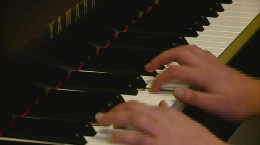 Students raise funds for a new piano