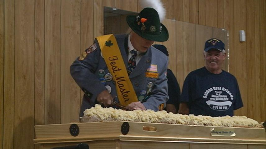 'Slicing of the Golden Brat' helps veterans programs