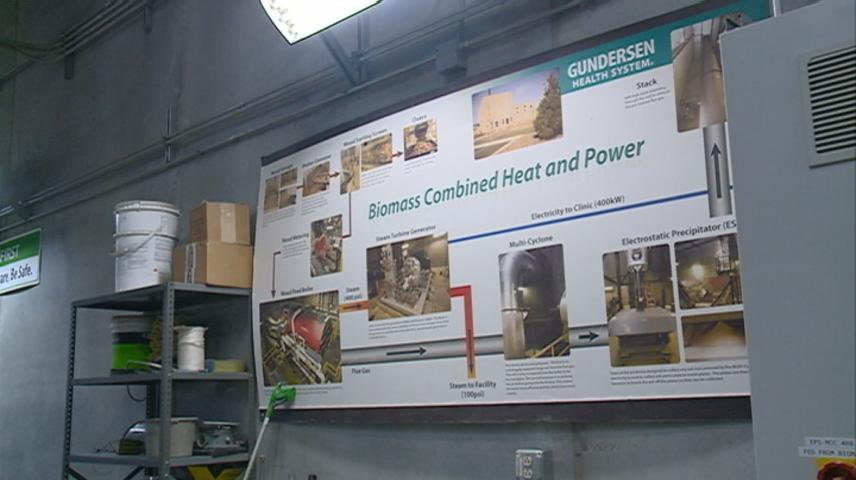 Gundersen tour shows energy efficient programs
