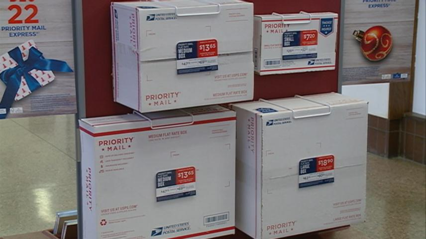 Shipping deadlines approaching for US Postal Service