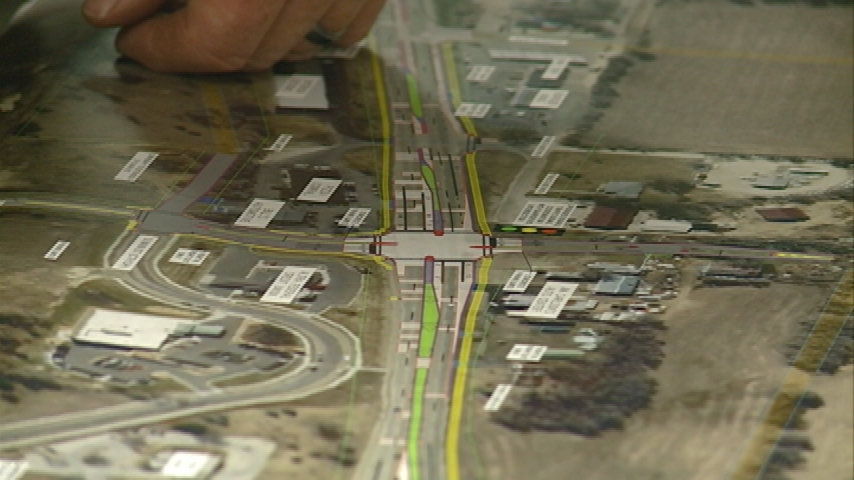 Final plans for Holmen Drive construction shared with public