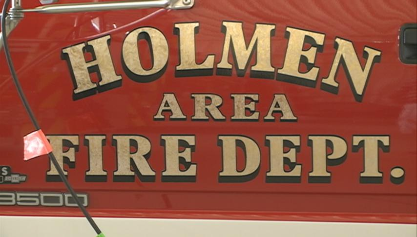 Holmen Fire Department looking for more members