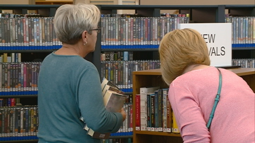 Holmen celebrates opening of new community library