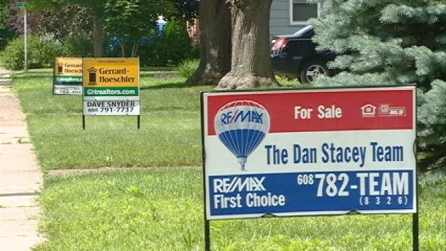 Wis. home sales holding steady