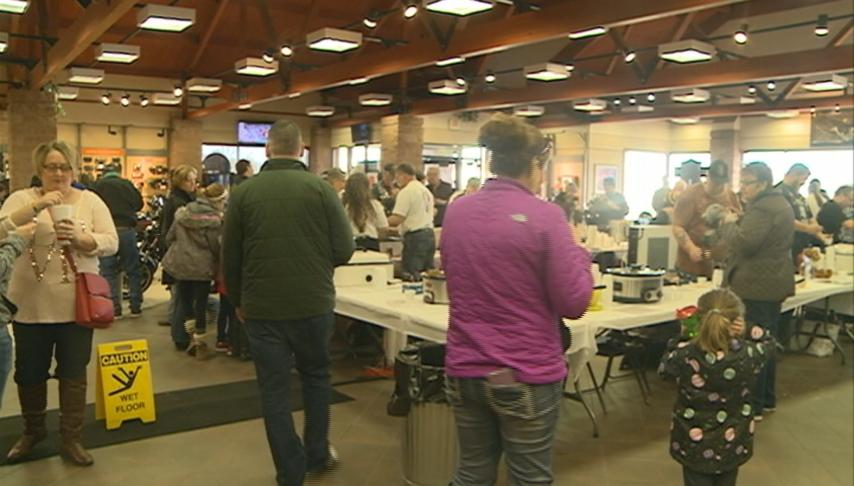 Operation Homefront holds chili cook-off to support the troops