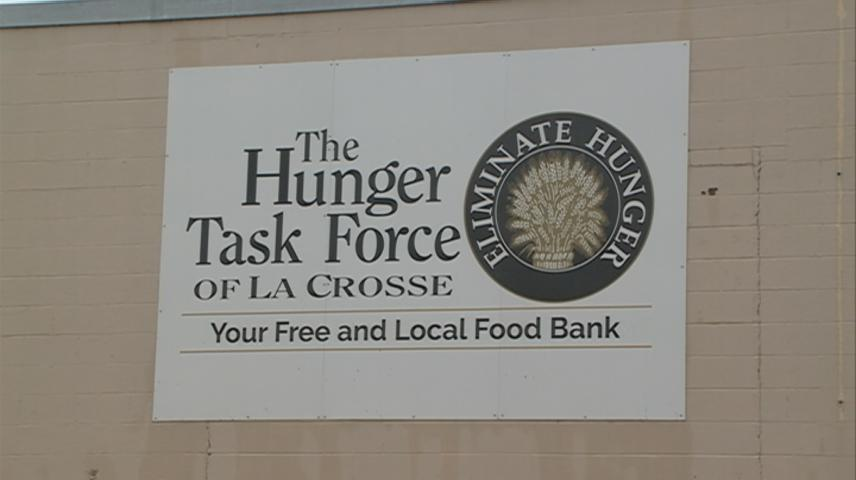 Increase in donation needs for Hunger Task Force