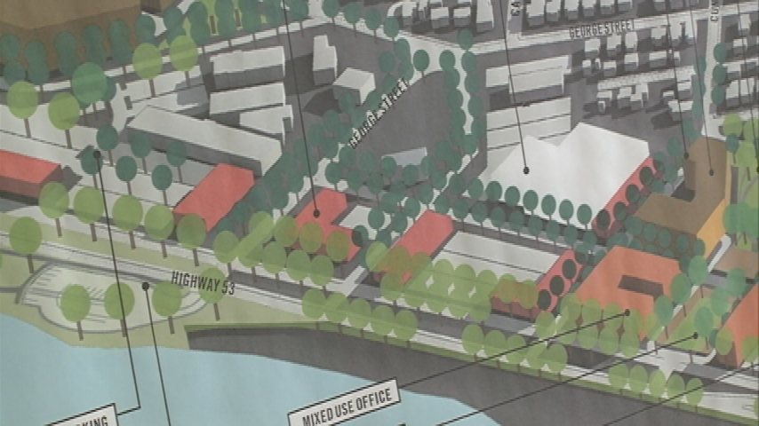Final master plan for Highway 53 corridor presented