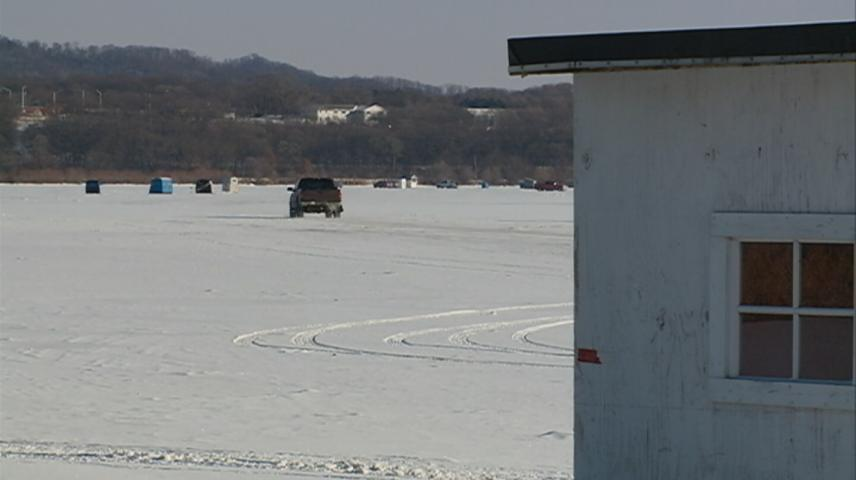 Ice safety reminders ahead of Ice fishing season