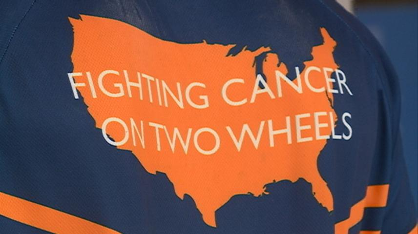 Illini 4000 rides through La Crosse raising funds for cancer research