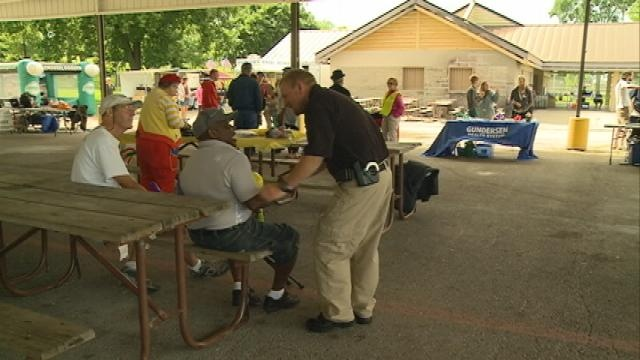La Crosse celebrates first annual Juneteenth event