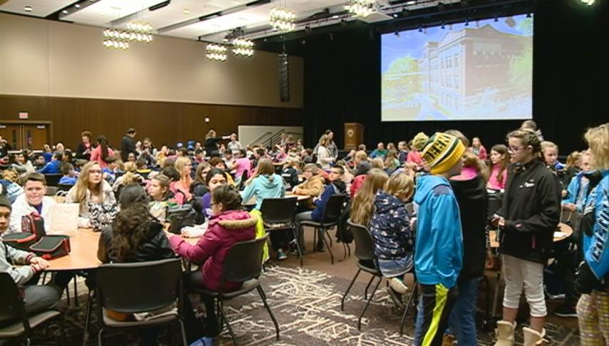 UWL hosts Kid's College