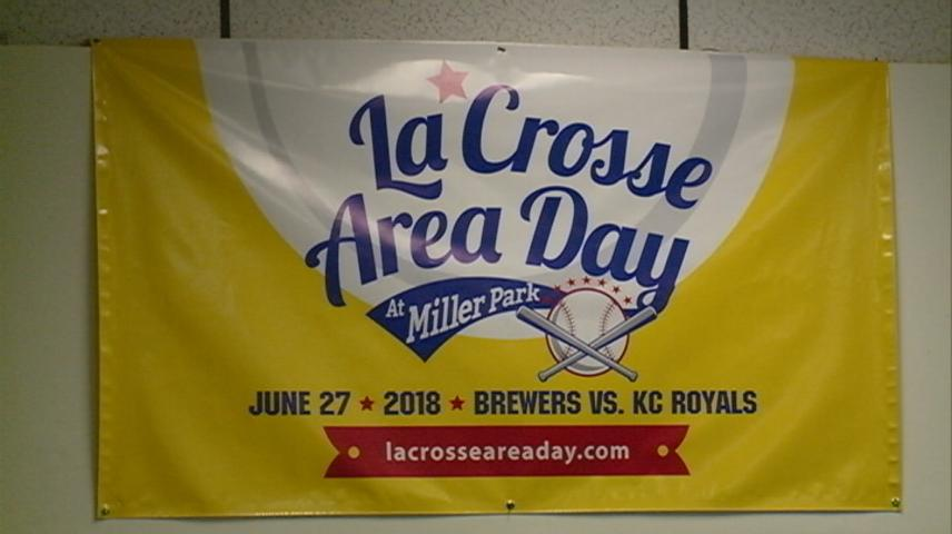 Tickets still available for La Crosse Area Day at Miller Park