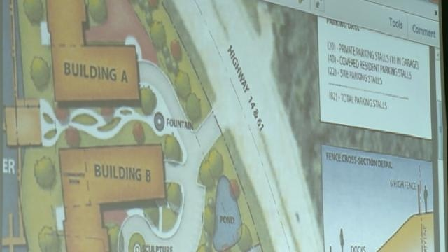 Proposal for new fitness complex in La Crosse