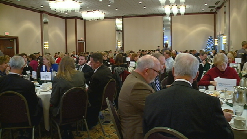 Area business leaders look ahead to 2017