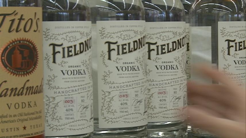 La Crosse Distilling Company products now on store shelves