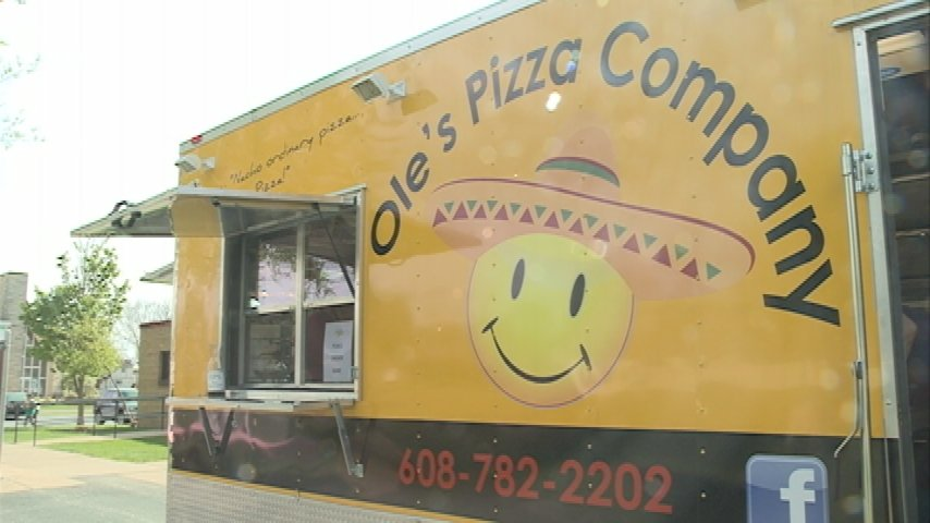 La Crosse library hopes food truck will create more summer buzz
