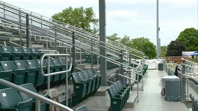 Bathroom, concession, seating study proposed at Copeland Park
