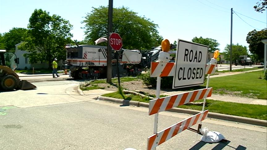 Construction season begins with Losey Boulevard resurfacing project