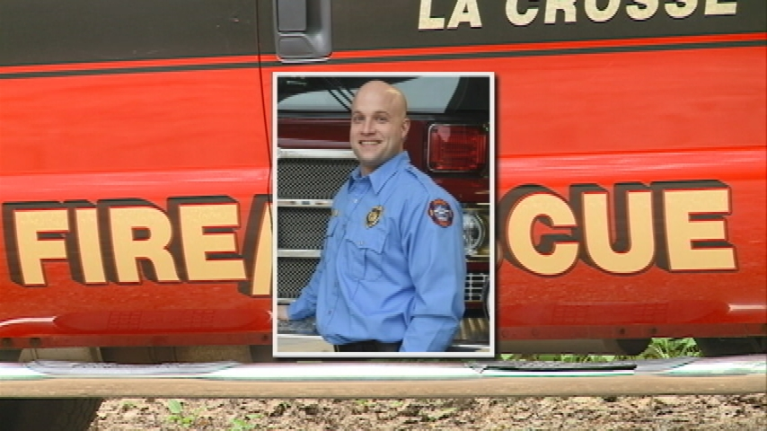 La Crosse Firefighters head to Madison to help grieving first responders
