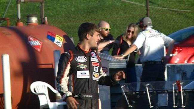 The summer of Ty Majeski continues