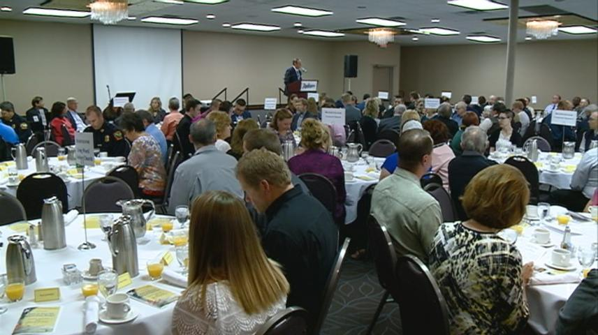 Mayoral Prayer Breakfast held in La Crosse