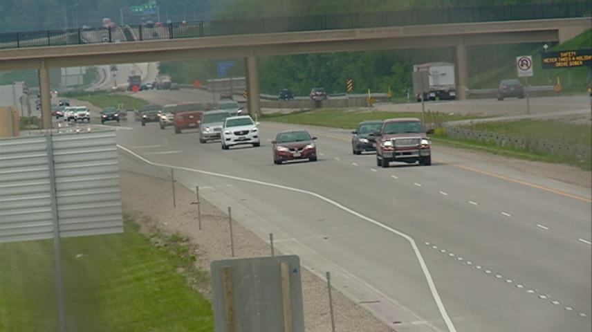Heavy travel expected for Memorial Day weekend