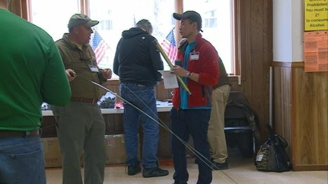 Dozens attend The Midwest Tenkara Fest in Coon Valley