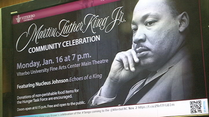 Viterbo to host Martin Luther King celebration