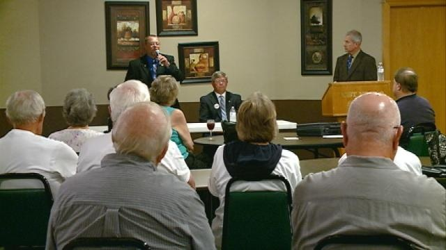 Monroe Co. Sherrif candidates take part in public forum