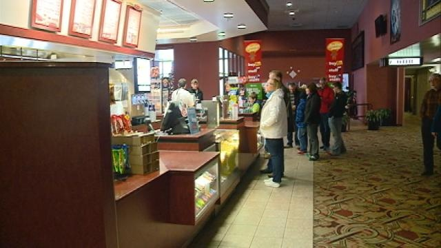Movie theater is popular tradition on Christmas Day