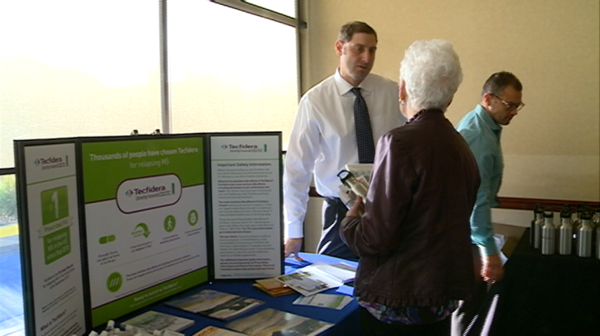 Medical experts work to educate about Multiple Sclerosis