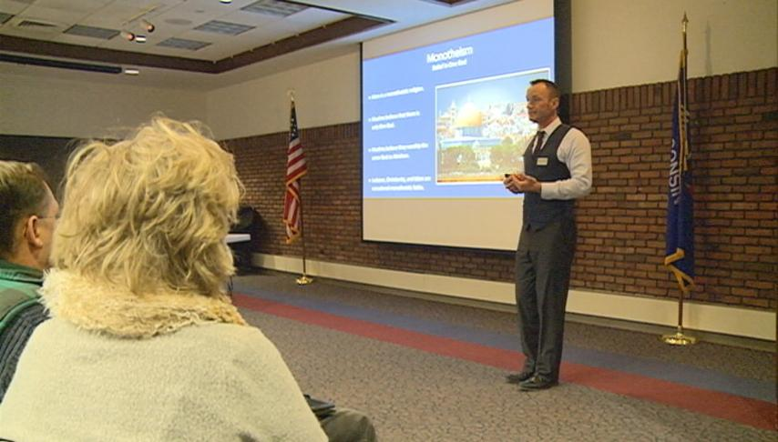 Islamic Resource Group educates the community about Muslim faith