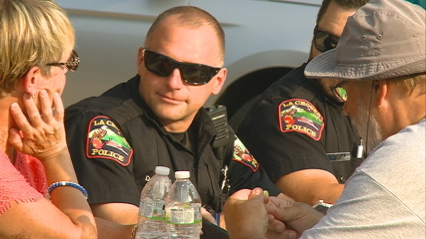 Communities celebrate National Night Out to take a stand against crime