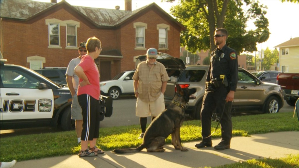 """Local Communities Celebrate """"National Night Out"""""""