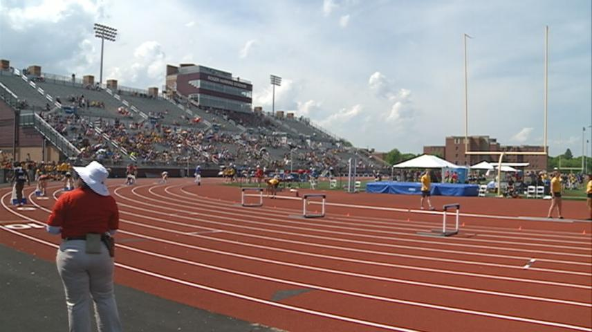 NCAA Division III Track and Field Championships underway in La Crosse