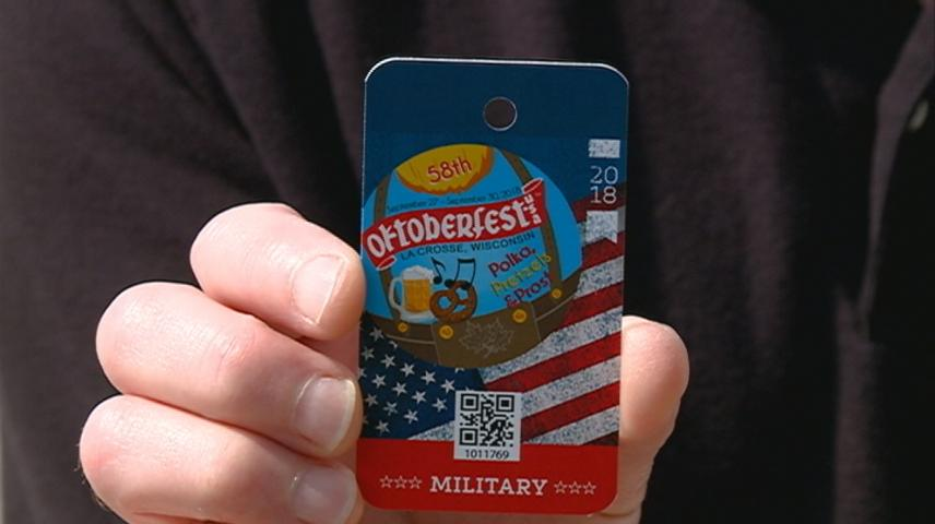 Free Oktoberfest passes available for military members
