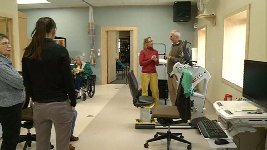 Gundersen opens new orthopedic clinic
