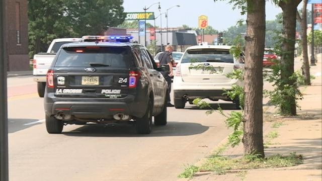 Police step up enforcement over the weekend